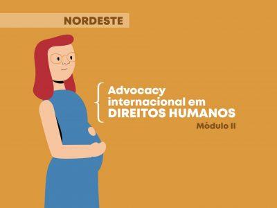 Protegido: Advocacy internacional em Direitos Humanos: Módulo 2 Nordeste